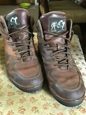 Roper Mens Athletic Horse Western Boot brown size 10