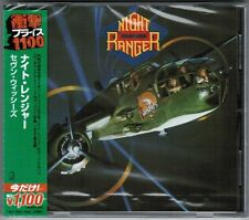 Sealed! NIGHT RANGER Seven Wishes JAPAN CD UICY-75522 2013 LTD w/OBI Free S&H/PP