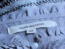 OLIVE des OLIVE SilkyJapaneseLaceTrimMiniSzM160/88A