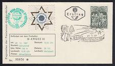 Österreich Weihnachts-Ballonpost Mi.Nr. 7 Brief Mi.Wert 60€ (6489)