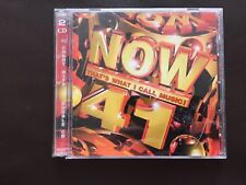 NOW 41  Various Artists - Now That's What I Call Music Vol.41 (1998)