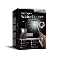 Waterpik Water Flosser (WP-662) - Black Aquarius - READ DESCRIPTION