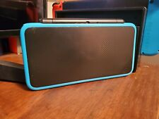 new Nintendo 2DS XL (Black + Turquoise) - Handheld Gaming System - READ - UDAC