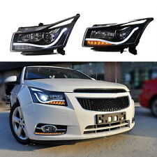 For Chevrolet Cruze 2009-2014 Angel Demon Eyes Kit Headlights HID White
