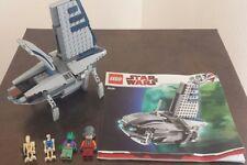 Lego Star Wars 8036 mit Bauanleitung und Figuren