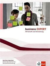 Business Expert, Schülerbuch, Klett, neu