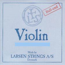 Genuine Larsen Violin E String 4/4 Steel Ball End
