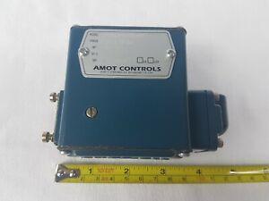 AMOT Controls 4140CS3A41AA0-AFE pressure switch - 0.34-3.45bar - Unused unboxed