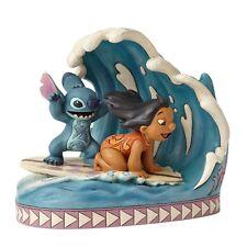 Jim Shore Lilo And Stitch Figurine Disney Traditions