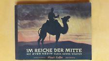 Sammelbilderalbum Klipps Kaffee, Im Reiche der Mitte, 1934