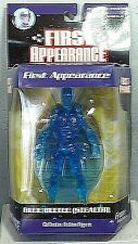 DC Direct First Appearance Series 4 Blue Beetle (Stealth) Action Figure MIP