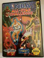 NBA All-Star Challenge (Sega Genesis, 1992)