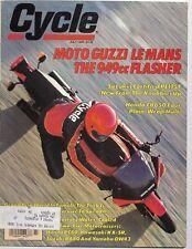 Cycle Magazine July 1980- Honda CB650, Moto Guzzi Le Mans CX100, Suzuki PE175T