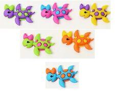 Jesse James Buttons ~ Dress It Up - Sea Turtle Cuties - Sew Craft Scrap
