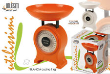 BILANCIA CUCINA 1 KG ANALOGICA MODERNA COLOR ASSORTITI ANK 210938
