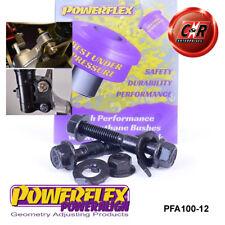 Vauxhall Opel Meriva 02-11 Powerflex Black PowerAlign Camber Kit 12mm PFA100-12