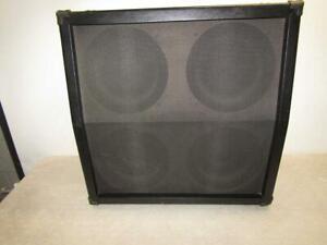 Used Line 6 Spider IV Speaker Cabinet 4x10