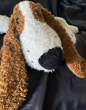 "New listing Princess Soft Toys Plush Longfellow Puppy Hound Dog 19"" Basset NEW"