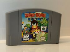 Donkey Kong Racing 64 (Nintendo 64) GAME ONLY