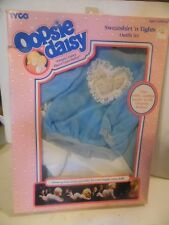 1990 New Old Stock- Tyco OOPSIE DAISY doll clothers Sweatshirt & Tights