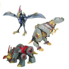 Transformers Animated Dinobot Grimlock Swoop Snarl