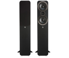Q Acoustics 3050i Floorstanding Speakers Pair Black EISA Winners 2018-19