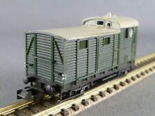 Minitrix Ech N Db Wagon Fourgon N° 120520 Livrée Vert