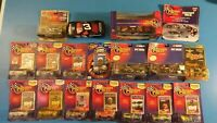 Lot of 18 Action Nascar Dale Earnhardt Sr collectables. 1:64 1:24 and more