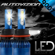 AUTOVIZION LED HID Headlight kit 9007 HB5 6000K 1999-2000 Dodge Ram 3500