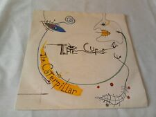 "THE CURE the caterpillar/Heureux l'homme unique 7"" EX Vinyl Record FICS 20 P/S"