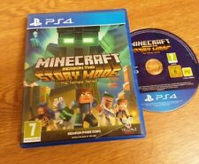 Minecraft Story Mode Season 2 Two Playstation 4 PS4 - FREE UK POSTAGE