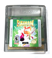 Rayman NINTENDO GAMEBOY COLOR Tested + WORKING ++ AUTHENTIC!