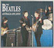 CD THE BEATLES Australia (Melbourne) 17/06/1964 & Japan (Tokyo) 30/06/1966