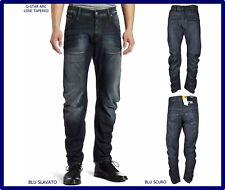 jeans da uomo G-STAR denim g star arc loose tapered blu cavallo basso 44 46 w31