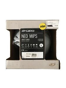 Giro Neo MIPS Snow Helmet. Color: Matte Light Grey. Size: Adult Large 59-62.5 Cm