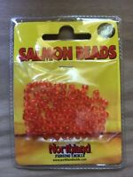 Northland Fishing Tackle - Salmon Beads - Size 4mm - Red - 100/Bag