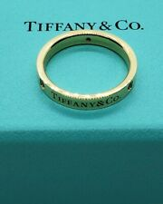 Tiffany&Co 18K Yellow Gold Ring with Rubies