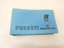 ESF-03464Cieslik Puppen-Handbuch, mit Gebrauchsspuren, staubig