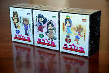 LOVE HINA   Cold Cast SD STYLE FIGURE  Full Set (6) EPOCH Japan 2001 Anime Manga