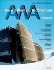 AWA AWARD WINNING Architecture International Yearbook 1998/99 Ando Fehn Starck