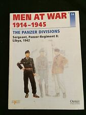 OSPREY MEN AT WAR #14 The Panzer Divisions
