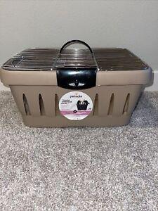 Petmate Traveler Underseat Carrier Pet Carrier Vented Underseat