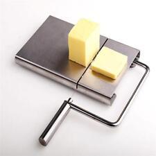 Cheese Slicer Cutter Board Wire Cutting Kitchen Hand Tool Decor Home Garden