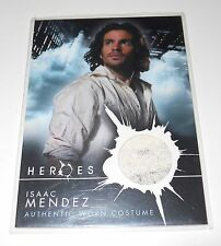 Topps Heroes Costume Trading Card Isaac Mendez