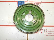 John Deere 110 Round Fender Transmission Pulley 1968-CLEAN-RARE