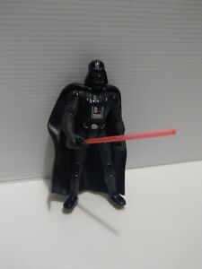 DARTH VADER Star Wars POTF2 Action Figure POWER of the FORCE 1996 Loose