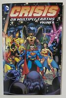 Crisis on Multiple Earths Volume 6 DC Comics 2013 TPB TP JSA JLA George Perez