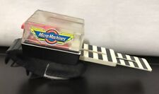 Vintage MICRO MACHINES Wear on your Wrist Strap POWER LAUNCHER Galoob 1989