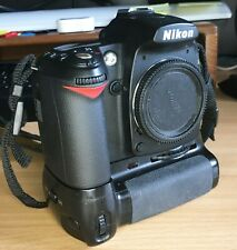 Nikon D90 Digital SLR Camera (Body Only) with 3 Batteries