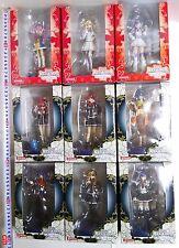 QMA KONAMI Quiz Magic Academy Figure Collection Vol.1,2,3@Full set 9@from JAPAN